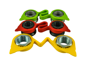 loose wheel nut retainer