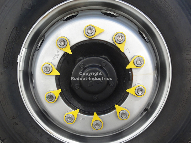 Loose Lug Nut Indicator