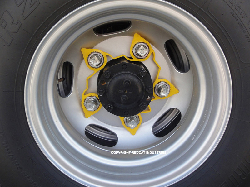 loose nut indicators