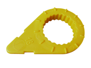 wheel nut indicator 18mm