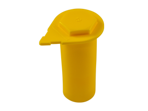 cap wheel indicator yellow (alloy wheel)