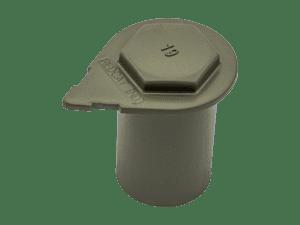 cap wheel indicator (military)