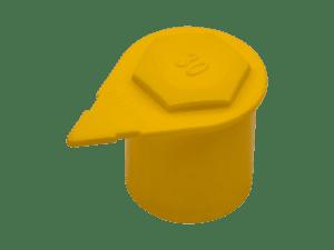 cap wheel indicator 30 mm