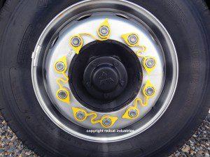 loose lug nut indicator