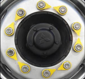 lugnut indicators